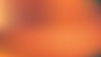 Orange Corporate Presentation Background