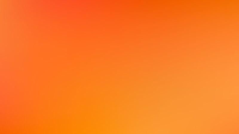 Orange PowerPoint Presentation Background