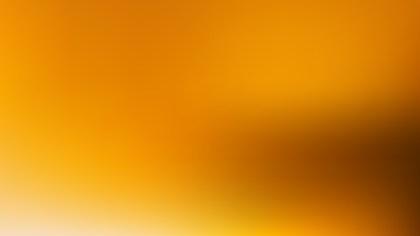 Orange PowerPoint Slide Background