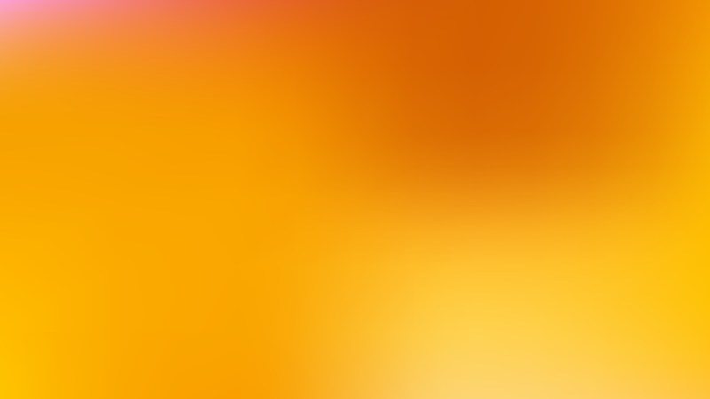 Orange Corporate Presentation Background Image