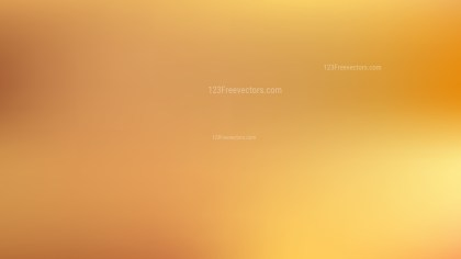 Orange Blur Photo Wallpaper Vector
