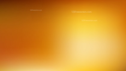Orange Business PowerPoint Background