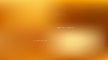 Orange Business Presentation Background