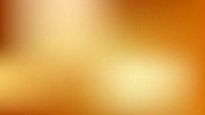 Orange Corporate PPT Background