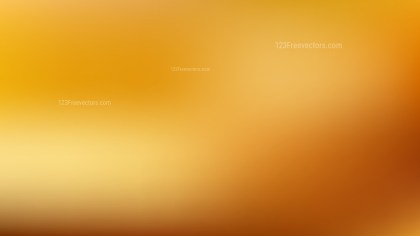 Orange Professional PowerPoint Background