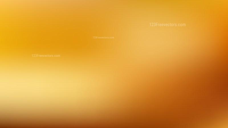 Orange Professional PowerPoint Background