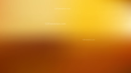 Orange Gaussian Blur Background