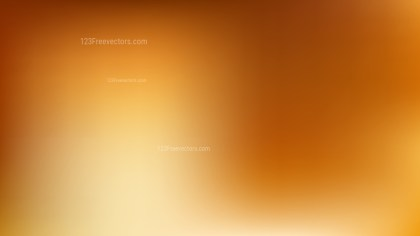 Orange Corporate Presentation Background Illustration