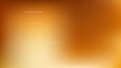 Orange Corporate Presentation Background Illustration
