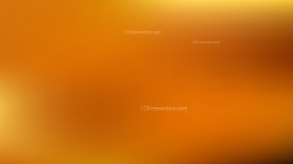 Orange PowerPoint Presentation Background Design