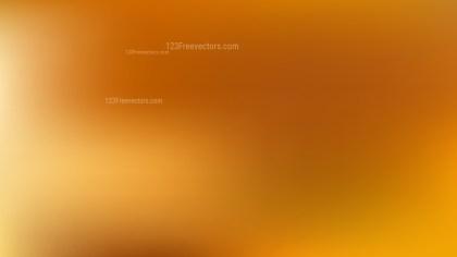 Orange Gaussian Blur Background Vector Image