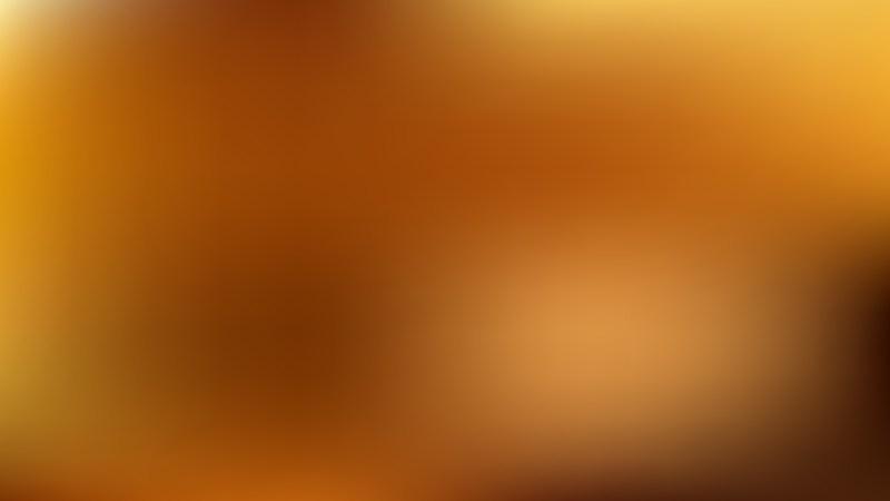 Orange PowerPoint Background Graphic