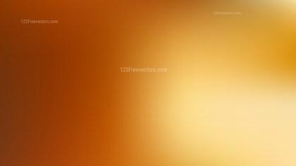 Orange PPT Background Vector Art