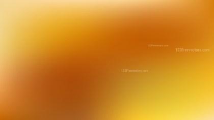 Orange PowerPoint Background