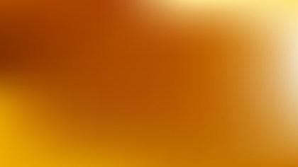 Orange PPT Background Vector Illustration