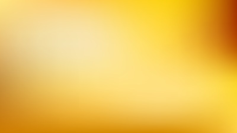 Orange Presentation Background Vector