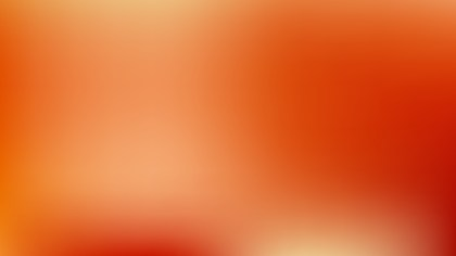 Orange PowerPoint Slide Background