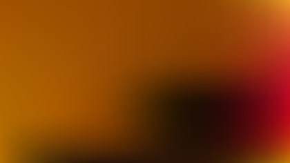 Orange and Black Gaussian Blur Background Image