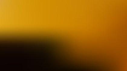 Orange and Black PPT Background Vector Illustration
