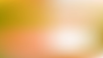 Orange and Green Gaussian Blur Background
