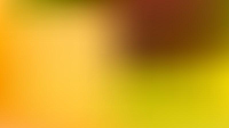Orange and Green Photo Blurred Background