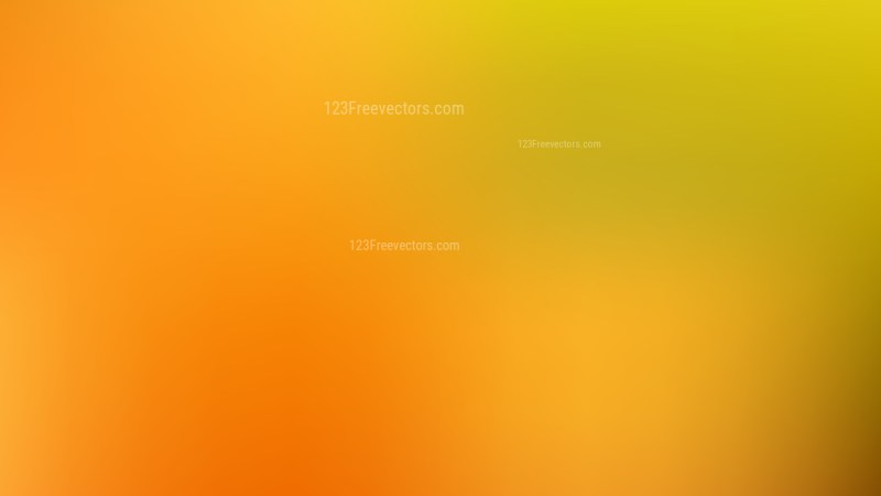 Orange and Green Business Presentation Background Vector Graphic