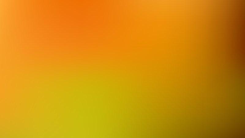 Orange and Green Corporate PPT Background Illustrator