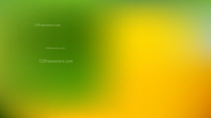 Orange and Green Professional Background