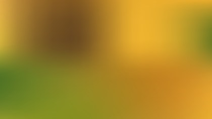 Orange and Green PowerPoint Background Design