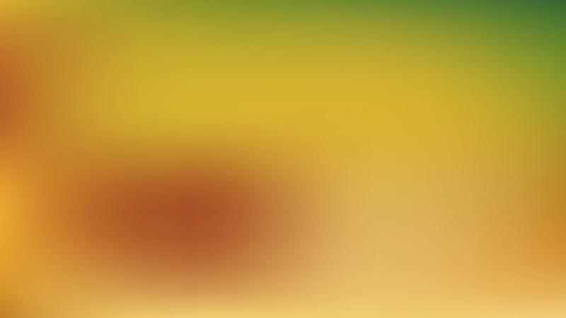 Orange and Green Simple Background Illustrator