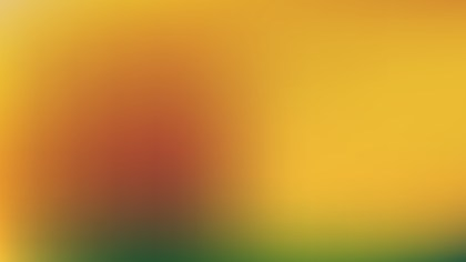Orange and Green Business PowerPoint Background