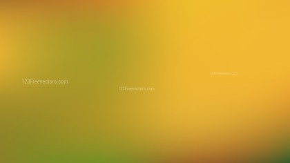 Orange and Green Corporate PPT Background