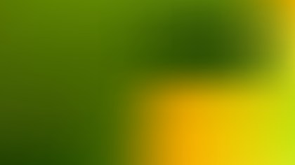 Orange and Green Corporate PowerPoint Background Image