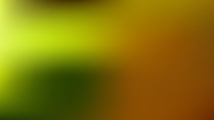 Orange and Green Corporate PPT Background Vector Graphic
