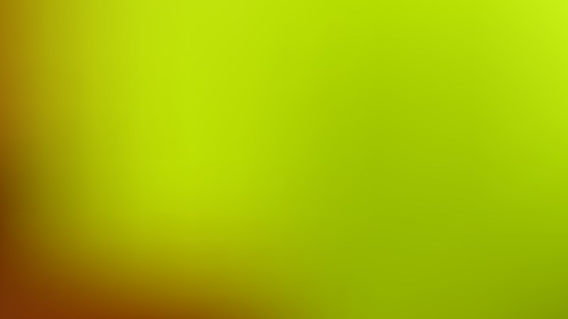 Orange and Green Corporate Presentation Background Vector Image