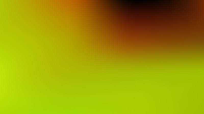Orange and Green Professional PowerPoint Background Vector