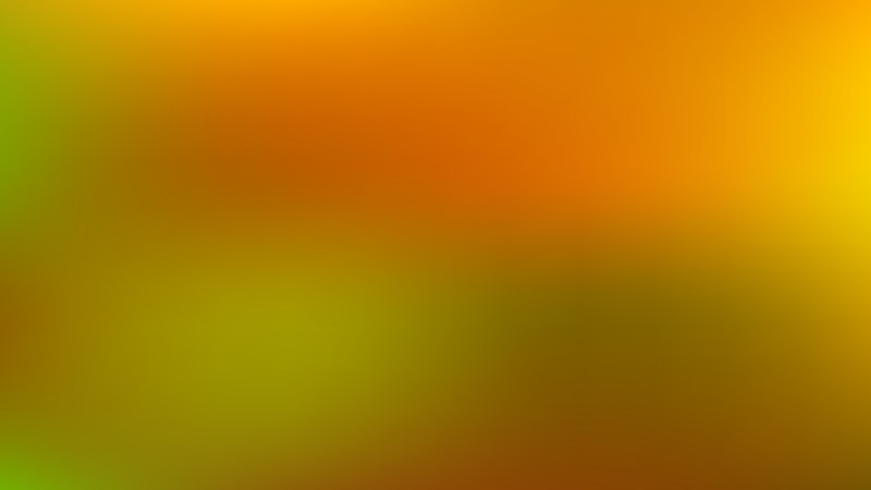 Orange and Green Blank background
