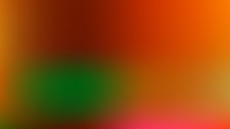 Orange and Green Blank background