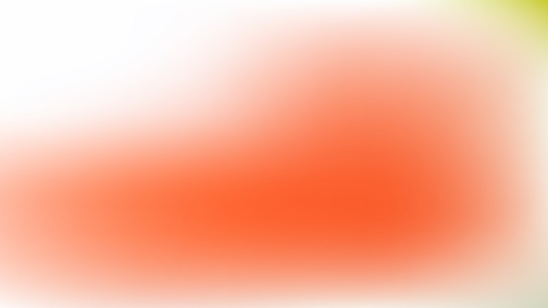 Orange and White Presentation Background Vector Graphic