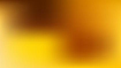 Orange and Yellow PowerPoint Background Graphic