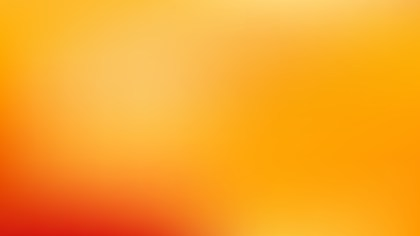 Orange and Yellow Business PowerPoint Background