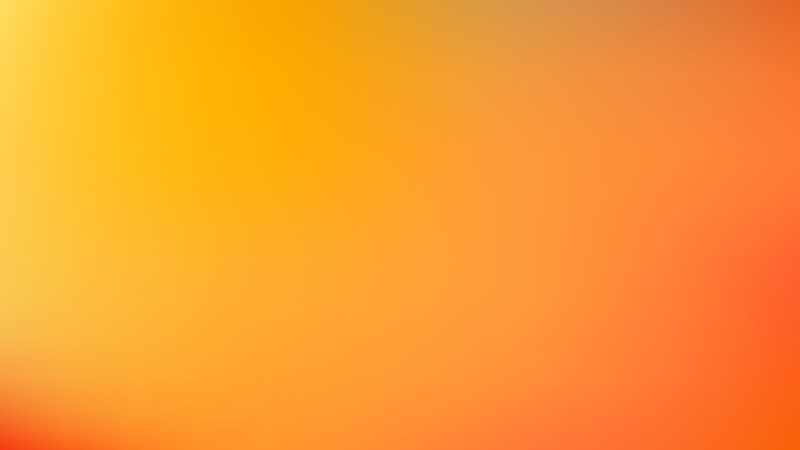 Orange and Yellow Business Presentation Background