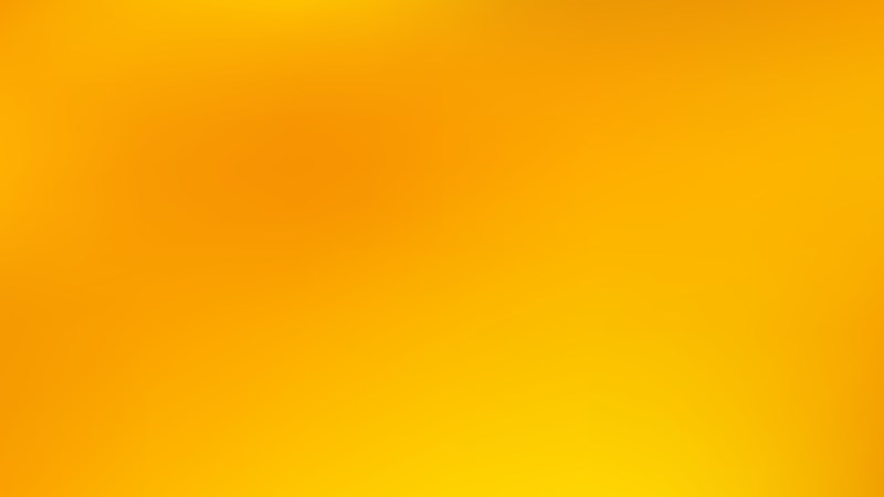Orange and Yellow Corporate PowerPoint Background
