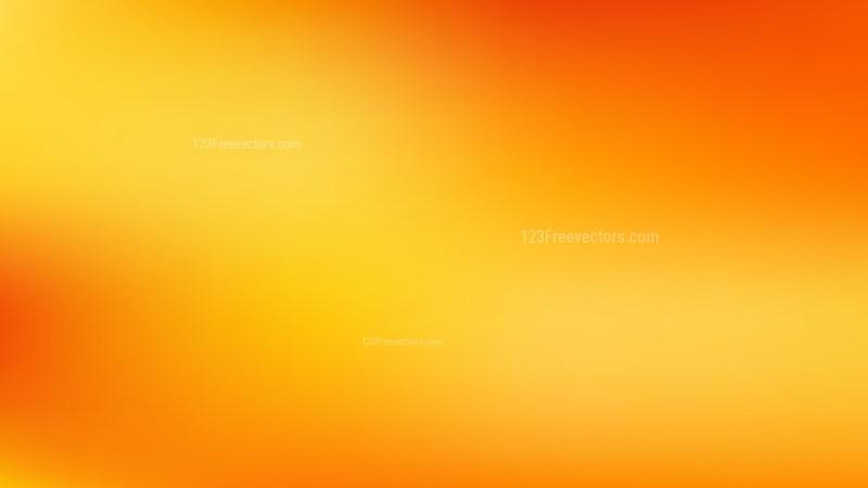 Orange and Yellow PowerPoint Presentation Background