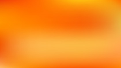 Orange and Yellow Professional PowerPoint Background