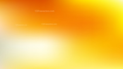 Orange and Yellow Gaussian Blur Background