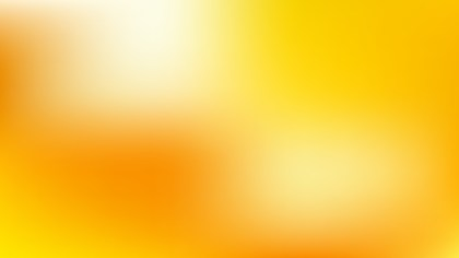 Orange and Yellow Corporate PPT Background Design