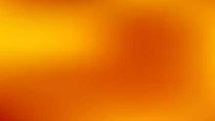 Orange and Yellow PowerPoint Slide Background Vector Image