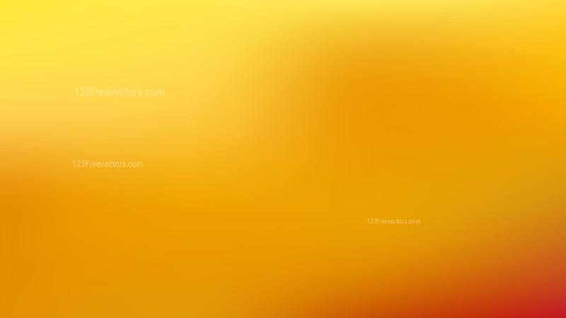 Orange and Yellow Simple Background