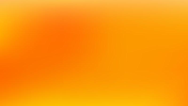 Orange and Yellow Blur Background Graphic